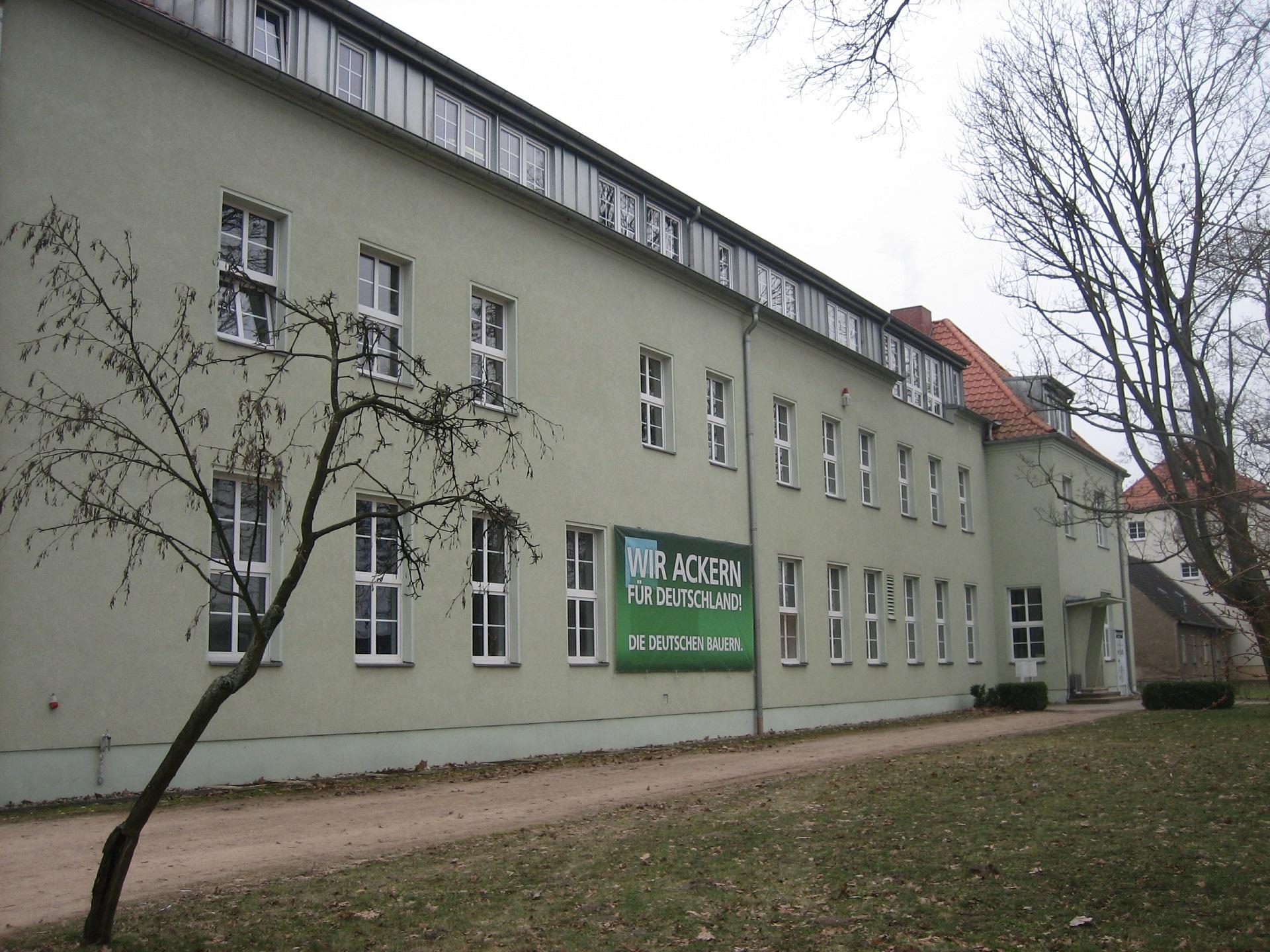 Haus der Verbände in Teltow-Ruhlsdorf
