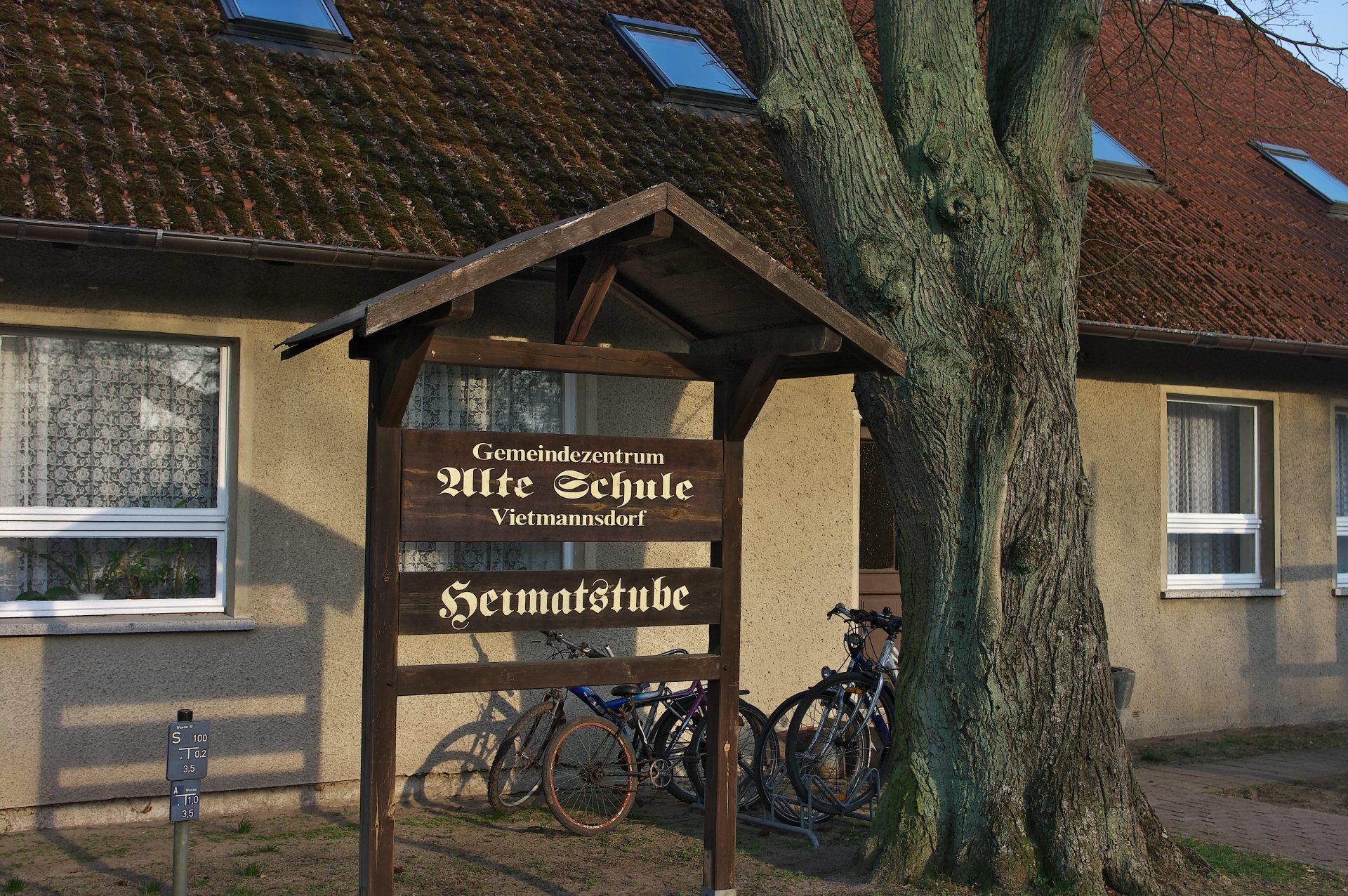Gemeindezentrum Vietmannsdorf