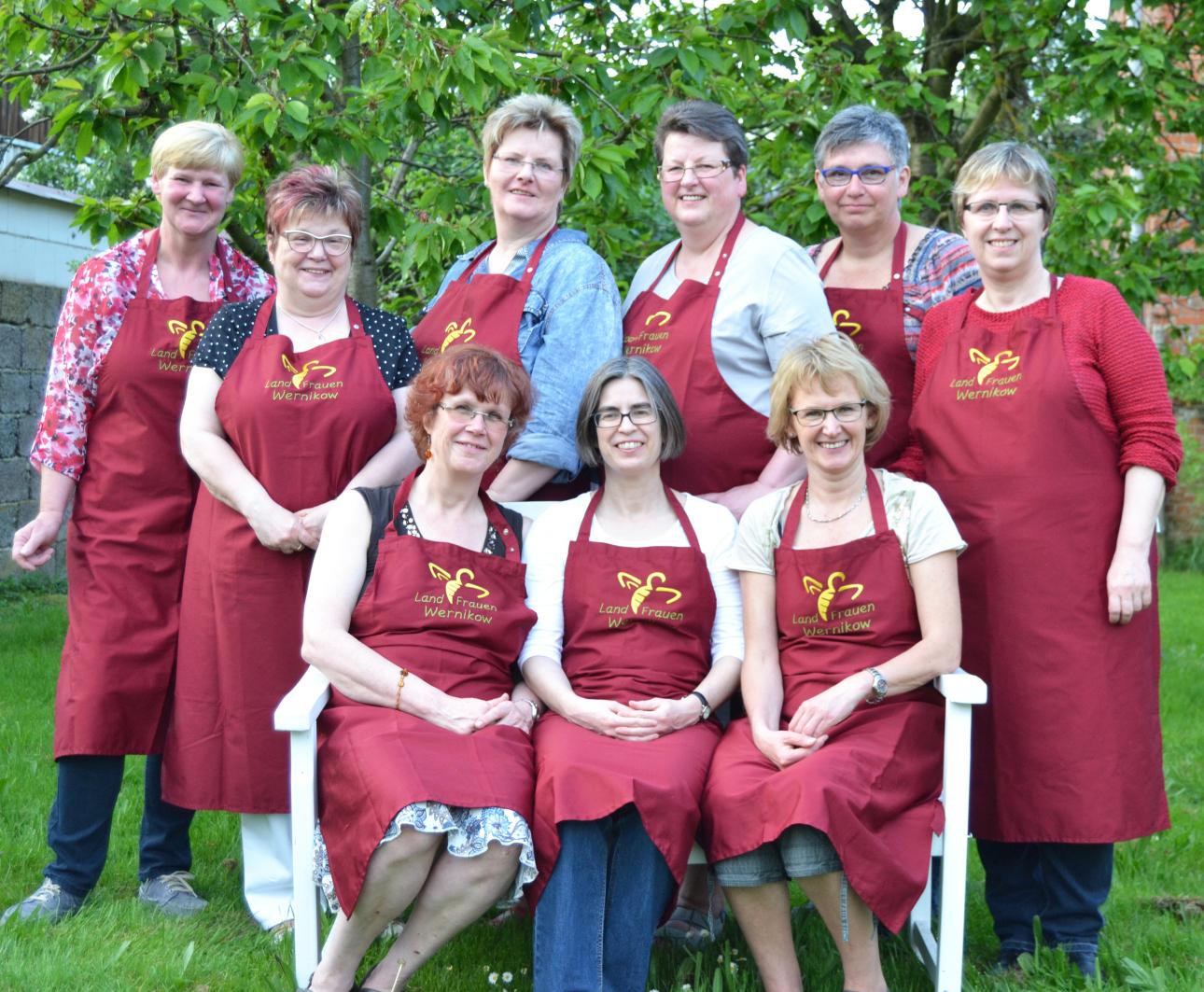 Wernikower Landfrauen