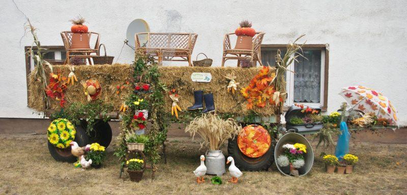 Dorf- und Erntefest Passow 2019